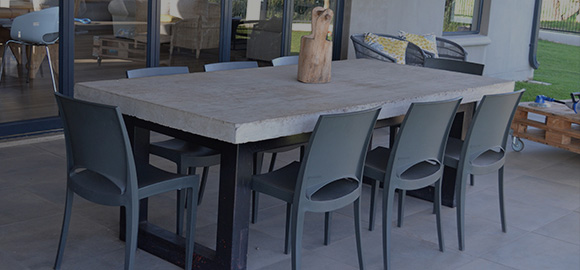 Concrete Designs - Dining Tables