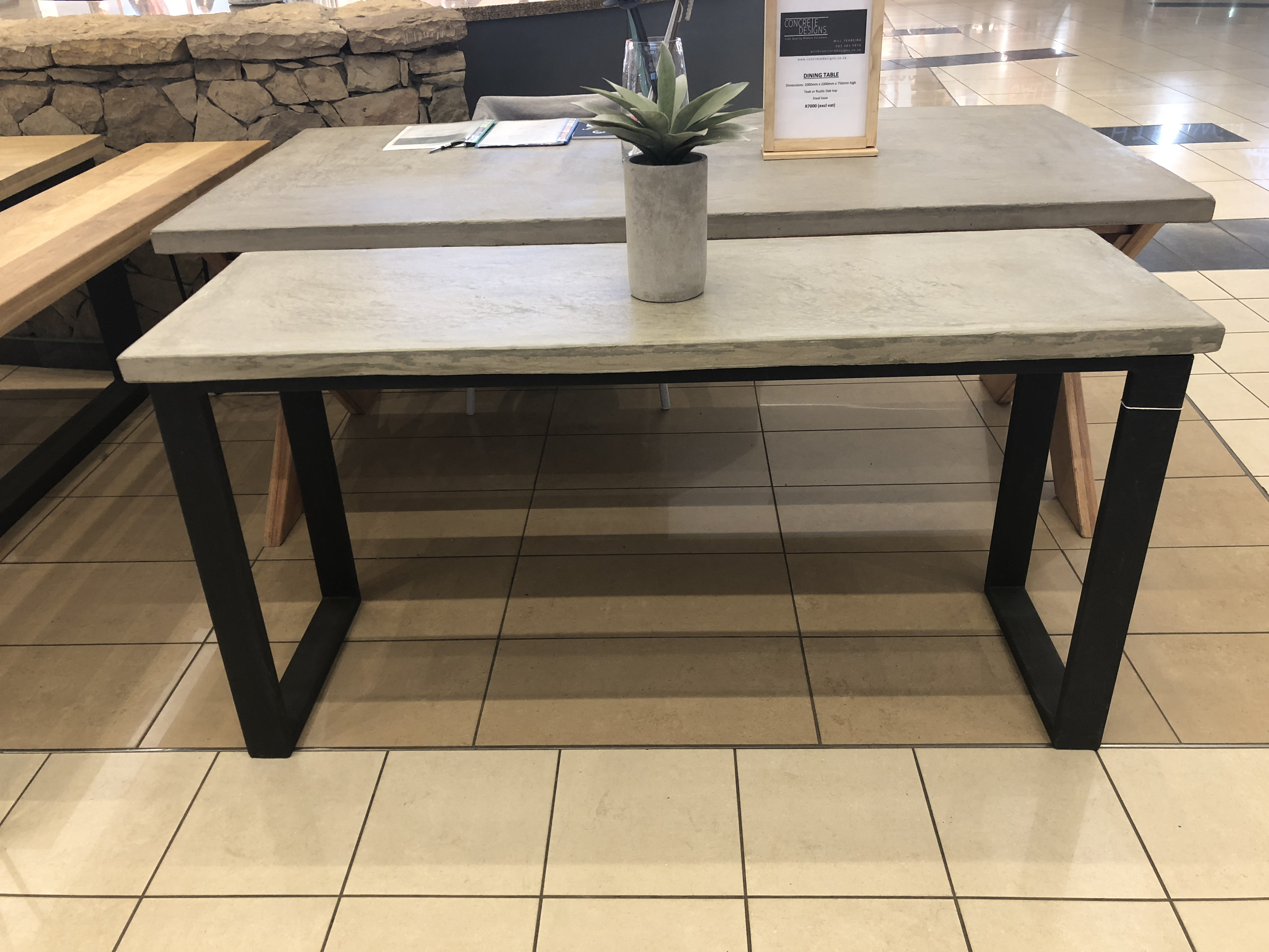 Concrete Designs - Butchers Block